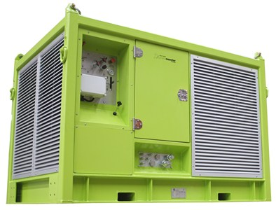 120kW Diesel Hydraulic Power Unit